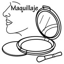 makeup coloring pages free coloring pages of make up