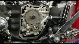 cam replacement on a harley davidson twin cam including