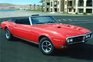 1968 Pontiac Firebird Pictures 1968 Pontiac Firebird Convertible 93546