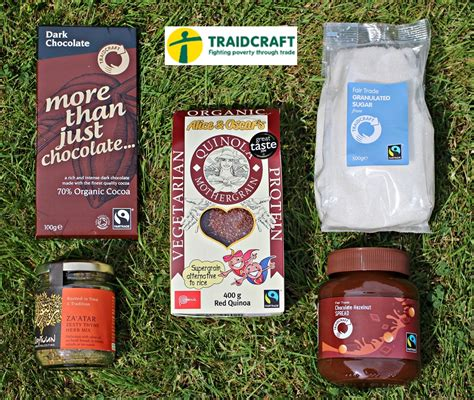 trading products make a difference when you cook with fair trade products