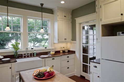 bungalow kitchen powrie craftsman kitchen portland