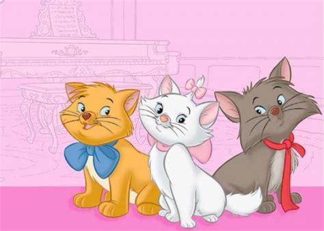 imagenes felices los tres lista los gatos animados mas famosos