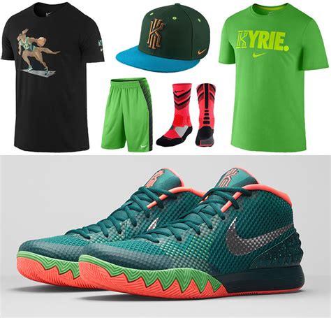 Tshirt Kyrie Nike Niron Cloth nike kyrie 1 flytrap clothing shirts socks and shorts