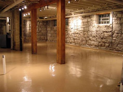painting a floor paint concrete basement floor ideas your dream home