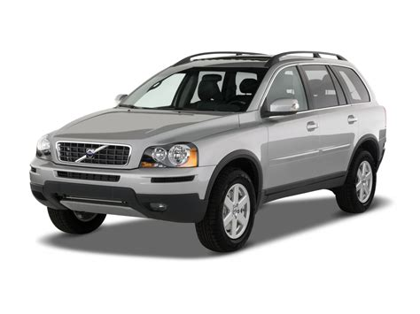 2009 volvo xc90 mpg 2009 volvo xc90 reviews and rating motor trend
