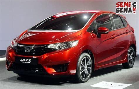 Ecu Honda All New Jazz Rs Auto Matik all new honda jazz rs 2015 wroc awski informator