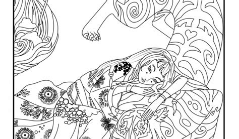 intricate tiger coloring pages get this tiger coloring pages intricate zentangle art for