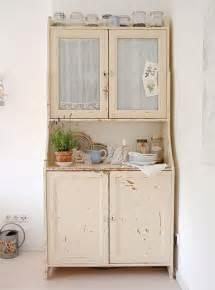 Vintage Kitchen Furniture Vintage Shabby Chic Kitchen Cabinets Furnituredecor