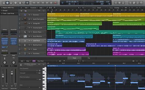 Apple Logic Pro | apple stellt logic pro x vor download giga