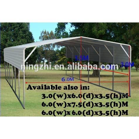 Metal Car Shelter Kits Metal Shelter Carport For Two Car Carport Kits For Sale