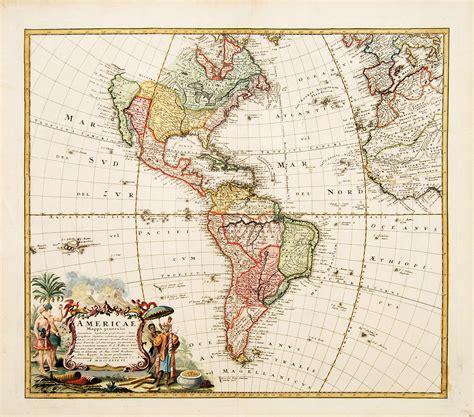com era l america nel 1700 una mappa antica ci aiuta a capirlo a proposito di libri