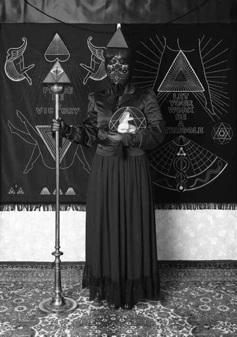 the occult style