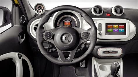 smart forfour interni smart forfour nuova smart car 2014 ver