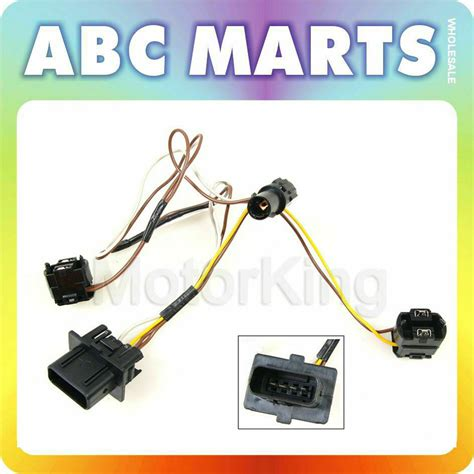 96 00 For Mercedes Benz E320 Headlight Wire Wiring Harness