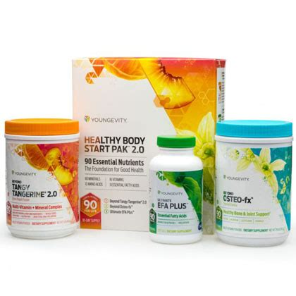 Of The Start 2 0 youngevity dr wallach healthy start pak 2 0