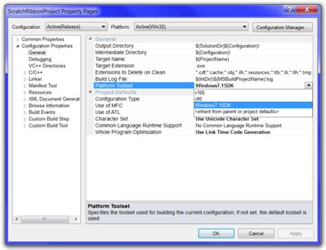 how reset visual studio settings visual studio 2010 reset project settings how to support