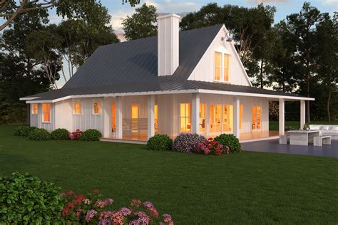 One Story Farmhouse Plans by Farmhouse Style House Plan 3 Beds 2 5 Baths 2720 Sq Ft