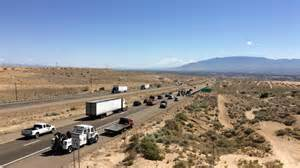 fatal car in new mexico 2 killed in friday morning crash on i 40 kob