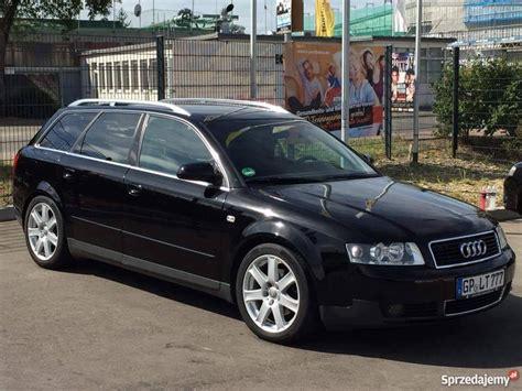 Audi A4 B6 1 9 Tdi Tuning by A4 B6 Avant 1 9 Tdi 2003r Kraśnik Sprzedajemy Pl