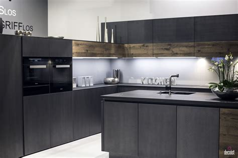stylish kitchen cabinets decorating with led strip lights kitchens with energy