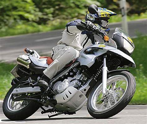 Leichtes Motorrad Mit Abs by Bmw F 650 Tourenfahrer