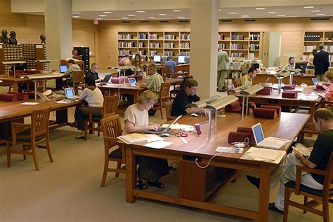 The Reading Room by Using The Collections