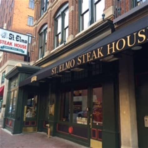 st elmo steak house indianapolis in st elmo steak house indianapolis in united states