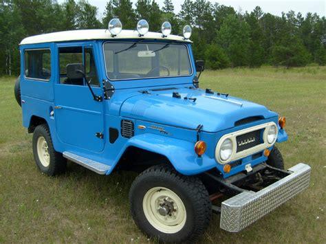 Toyota Fj40 Craigslist Craigslist Toyota Fj40 For Sale Autos Post