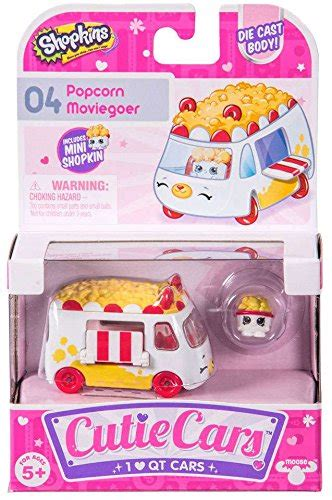 Shopkins Cutie Cars 08 Peely Apple Wheels With Mini Shopkin Exclusiv best bargain s trusted by 270 customers in usa