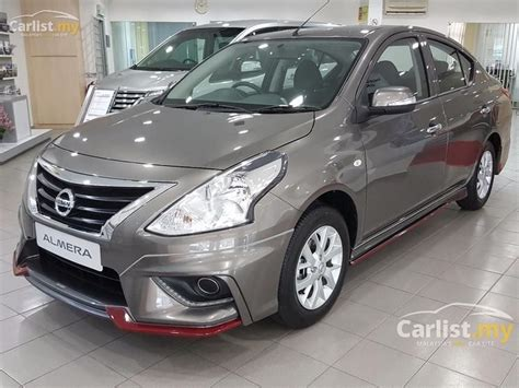 almera nissan car nissan almera 2017 e 1 5 in penang automatic sedan grey