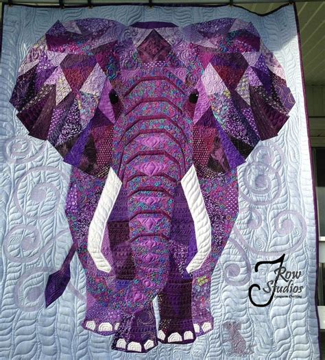 Elephant Quilt Patterns by 25 Best Ideas About Elephant Quilt On