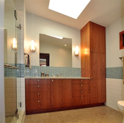 mid century modern master bathroom mid century modern master suite midcentury bathroom seattle by ventana