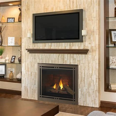 meridian 36 quot fireplace by majestic s gas