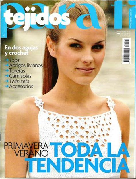 revistas de crochet en espanol 338 best images about crochet en espa 241 ol on pinterest