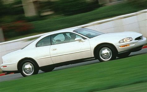 1999 Buick Riviera by 1999 Buick Riviera Information And Photos Zombiedrive