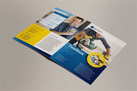 indesign bi fold brochure template bi fold brochure indesign template