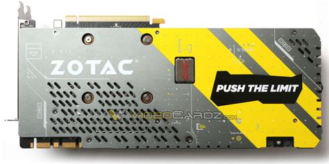Zotac Geforce Gtx 1080 Ti 11gb Ddr5x Mini Terjamin zotac geforce gtx 1080 and pictured