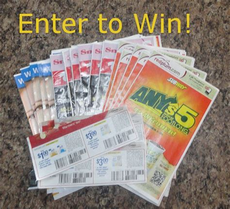 Coupon Giveaway - weekly giveaway 16 coupon inserts a cuckoo for coupon deals t shirt