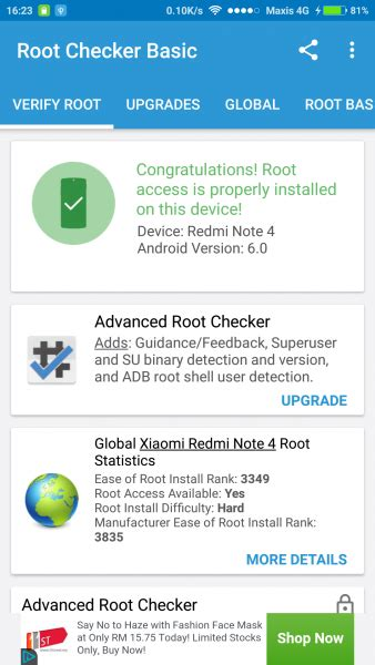 tutorial root xiaomi note how to root xiaomi redmi note 4 install twrp recovery