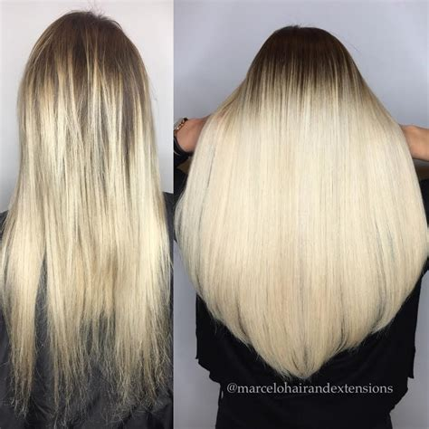 how to extend your hair color womens hair styles hair extensions miami great lengths salon tape