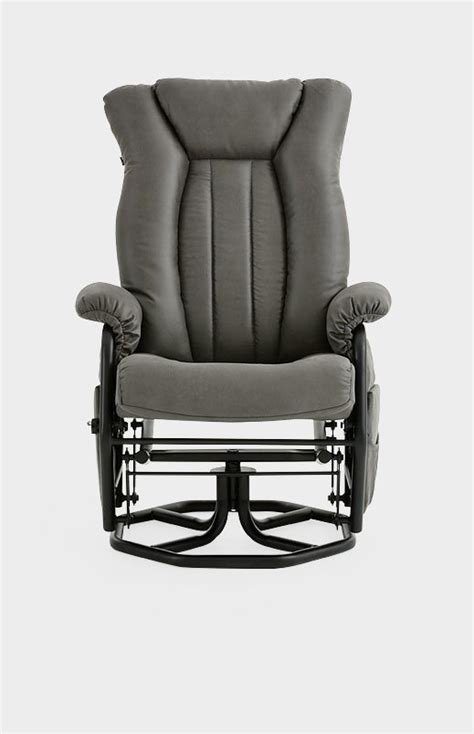 Fauteuil Pivotant Inclinable by Fauteuil Inclinable Ber 231 Ant Et Pivotant Gris 00366890