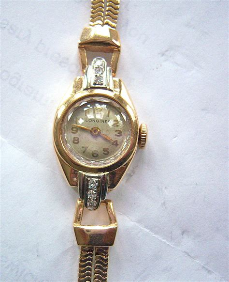 1940 s vintage 14k solid yellow gold