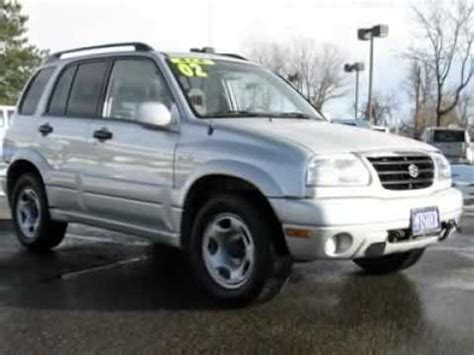 Suzuki Vitara 4wd Problems 2002 Suzuki Grand Vitara Problems Manuals And