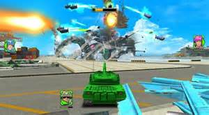 Nintendo wii u delivers first free to play game this week with tank