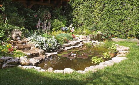 Kleiner Garten Mit Teich 2382 by Gartenteich Planen Infos Zur Teichplanung Hornbach