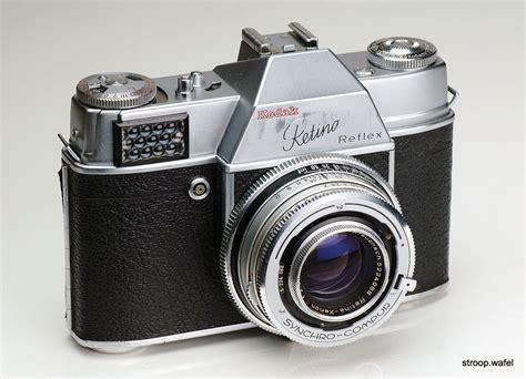 Kodak Launch Two New Cameras With Only 12 Megapixels by Kodak Retina Reflex Cameras