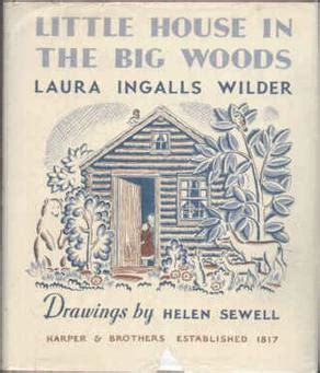 a school in the woods books house in the big woods