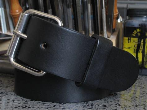 black leather belt mens black leather belt thick leather belt