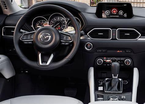 mazda interior cx5 the 2018 mazda cx 5 received better interior but same