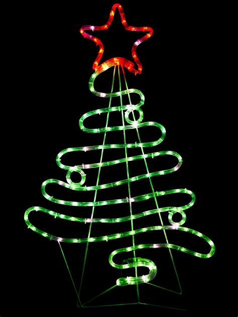 5 foot spiral rope light christmas tree flashing rope light tree b00jvomnce 5ft cm spiral maxresdefault shop lights with